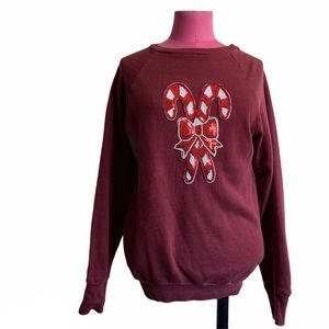 Urban outfitters renewal vintage Christmas sweater